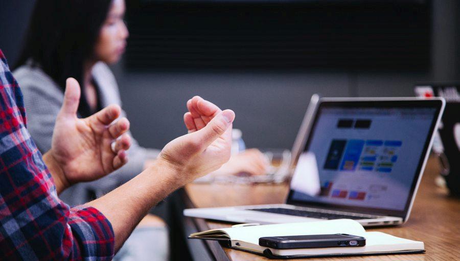 custom financial advisor website
