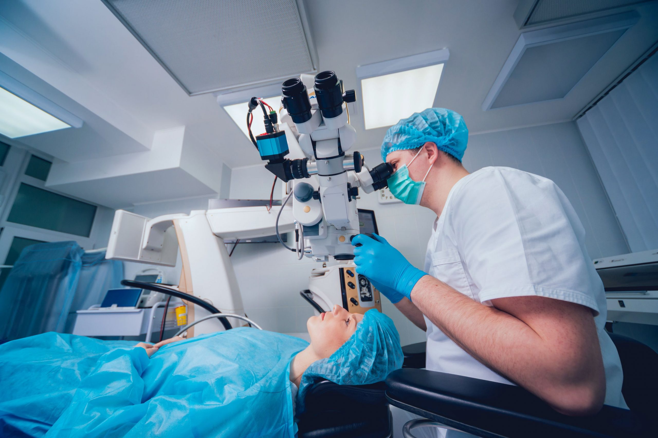 Contoura vision eye surgery