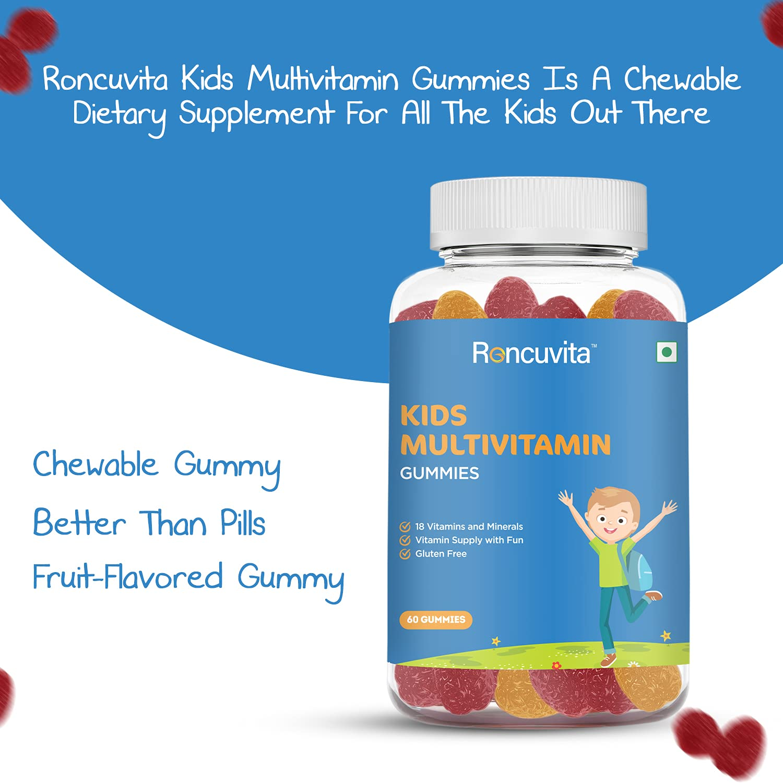 Kids multivitamin gummies